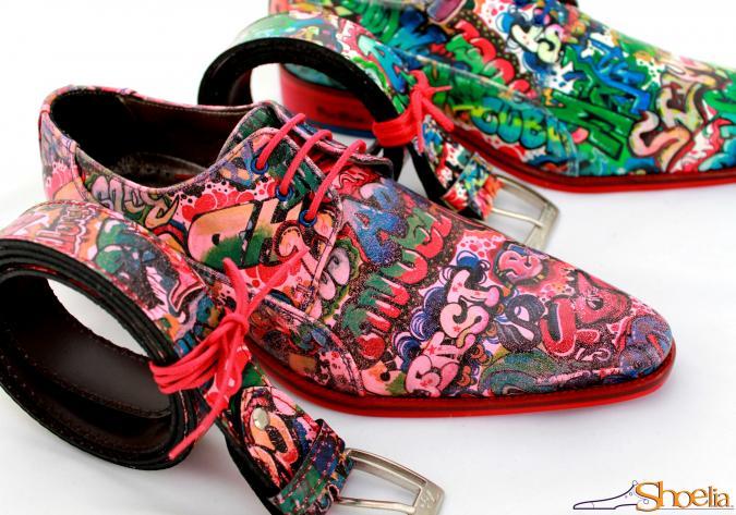 aparte mannen schoenen