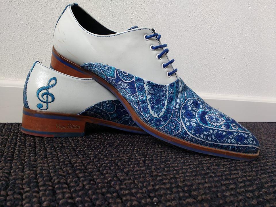 leer trouw heren schoenen